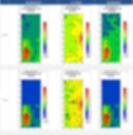 Conductivity, In-Phase, Quadrature data