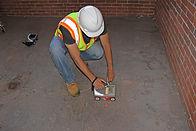 Concrete Inspection with StructureScan Mini HR