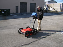GPR Utility and UST Survey