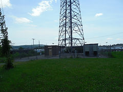 Lattice Tower and Compound