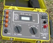 Soil Resistivity Control Unit