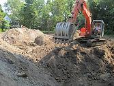LSRP Site Remediation Soil Blending Soil Disposal