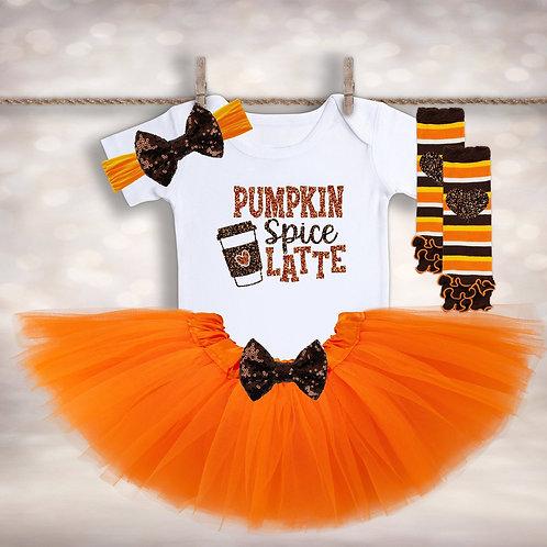 Baby Girl's Pumpkin Spice