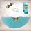 Thumbnail: Little Miss Threenager - Aqua&Gold