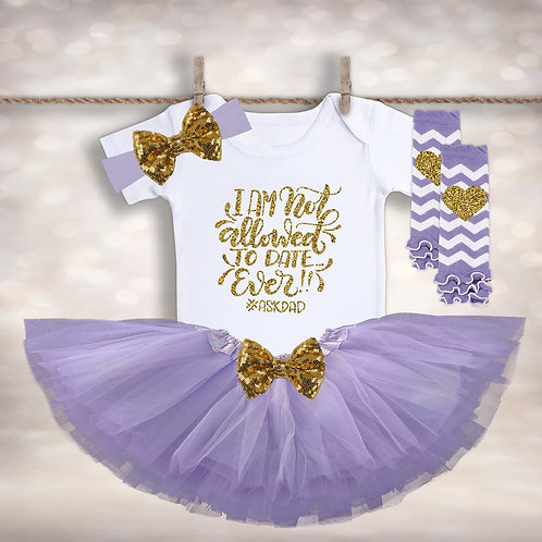 Baby Girl's Tutu Outfit