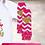 Thumbnail: My First Birthday - Fuchsia&Gold