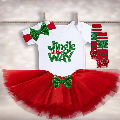 Jingle All the Way Outfit