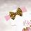 Thumbnail: Disney Young Wild & Three - Pink&Gold