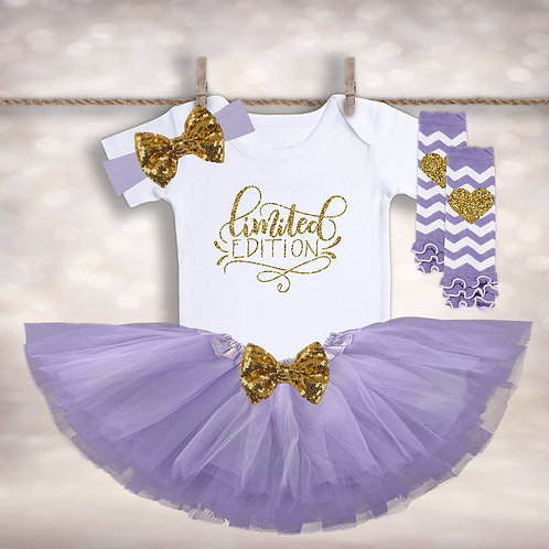 Baby Girl's Limited Edition Tutu Set
