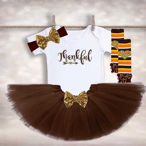 Thankful Tutu Outfit