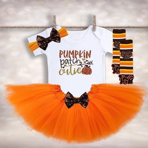 Pumpkin Patch Cutie Outfit