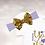 Thumbnail: Disney Young Wild & Three - Lavender&Gold