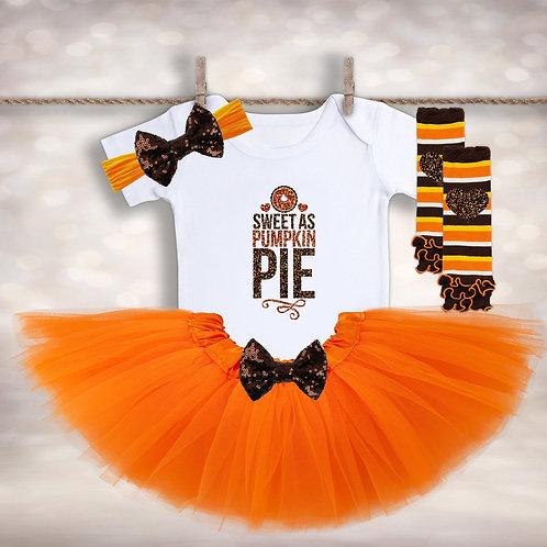 Sweet as Pumpkin Pie Outfit