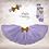 Thumbnail: Two Sassy - Lavender&Gold