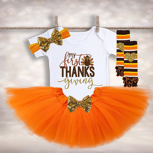 1st Thanksgiving Outfit