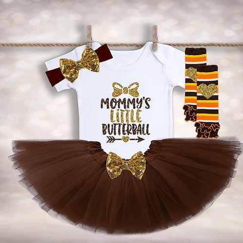 Mommy's Little Butterball Outfit