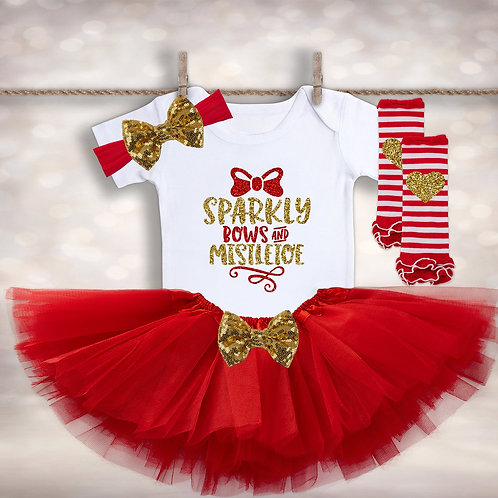Baby Girl's First Christmas