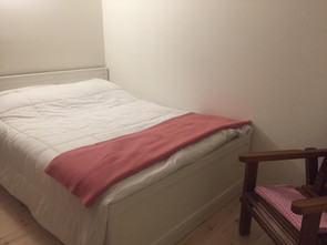 idylwild cottage - willow room - double bed