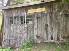 idylwild cottage shed