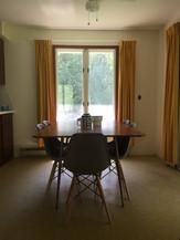 idylwild cottage dining room