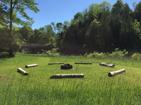 idylwild cottage fire pit