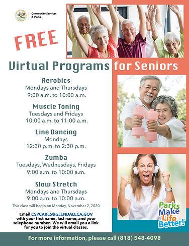 Virtual Program for Seniors flyer OCT.jp