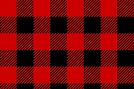 red-black-check-plaid-black-white-check-