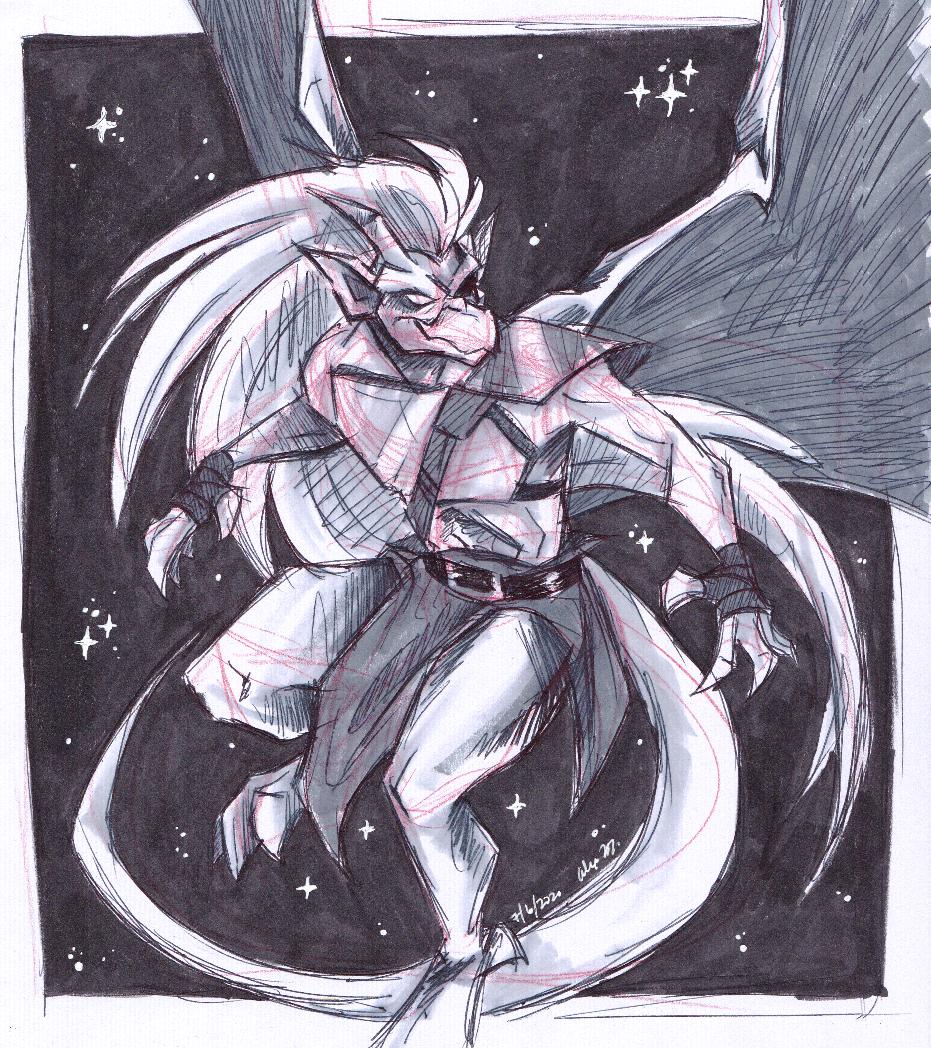 Gargoyles - Timedancer