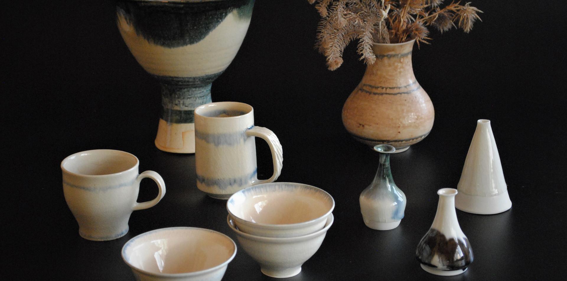 食と器ming 水谷直樹陶器作品