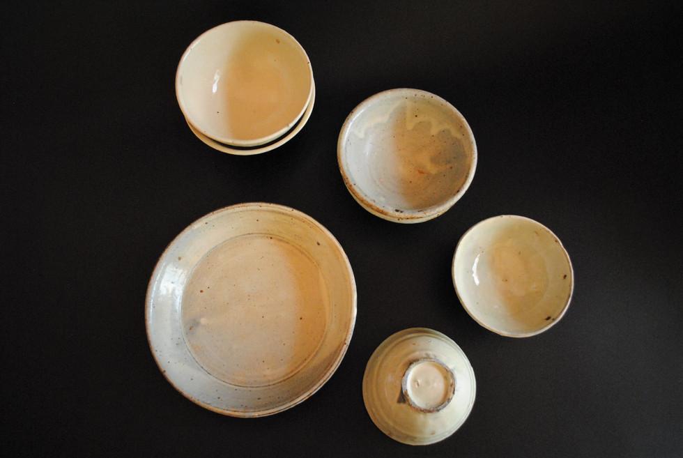 大隅新 陶器作品
