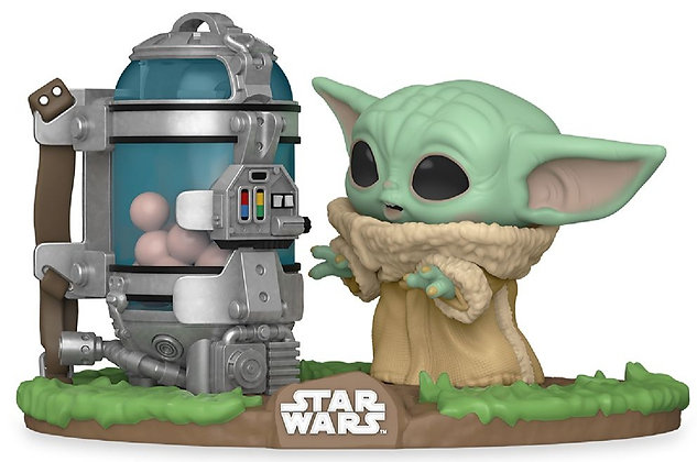 The Child with Egg Channister - TheMandalorian - Funko pop
