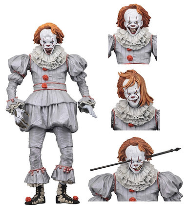 """IT  Pennywise - Ultimate Well House Pennywise Neca 7"""""""