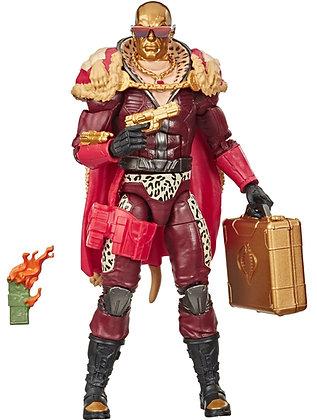 Profit Director Destro - G.I. Joe - Hasbro