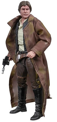 Han - Solo EndorTrechcoat - Black Series Star Wars - Hasbro