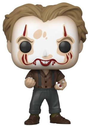 Pennywise Meltdown - Pennywise chapter 2 - Pop Funko