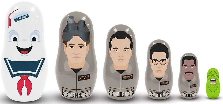 Ghostbusters - Nesting Dolls - PPW Toys