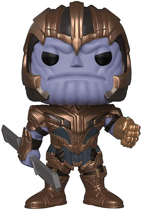 "Thanos 10"" - Avengers EndGame - Pop Funko"