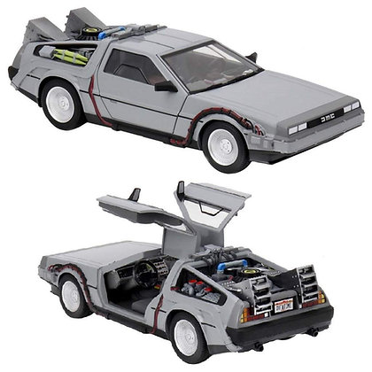 Time Machine (DIECAST)  -  Back to the Future  - Neca 6""
