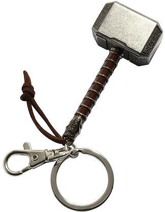 Thor Hammer Key Ring - Avengers Age of Ultron - Monogram