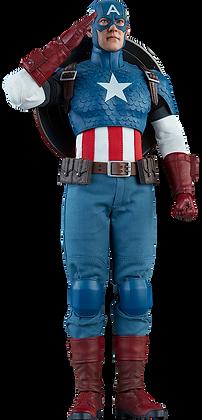 Captain America 1:6 Sideshow