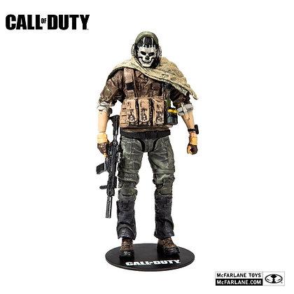 Simon Riley(Ghost) - Call of duty - McFarlane