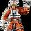 Thumbnail: Luke Skywallker Hoth Pilot - Star Wars Black Series - Hasbro
