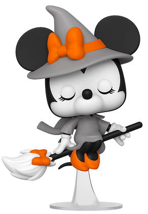 Minnie Mouse (Halloween Edition) - Pop Funko