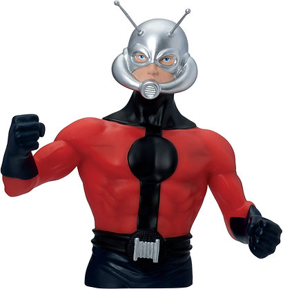 Ant-Man Classic Bust Bank - Marvel - Monogram