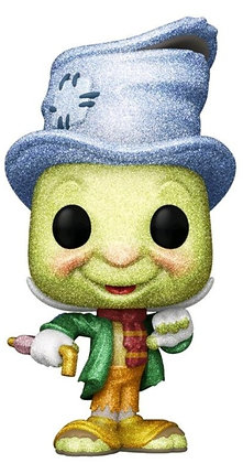 Jiminy Cricket (Diamond Special Edition) - Pinocchio - Pop Funko