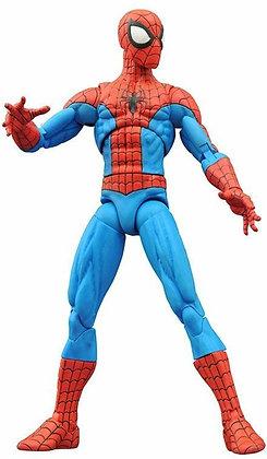 Spectacular Spiderman - Marvel Comic - Diamond Select