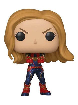 Captain Marvel - Avengers EndGame - Pop Funko