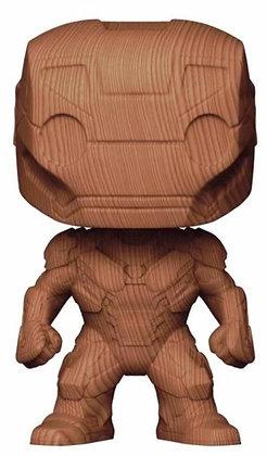 Ironman (Wood Version) - Ironman - Pop Funko
