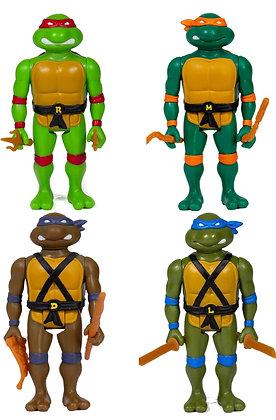 Turtle Brothers - Teenage Mutant Ninja Turtle - Super 7