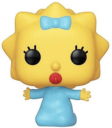 Maggie Simpson - The Simpson - Pop Funko
